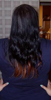 Aktualizacja włosów sierpień
