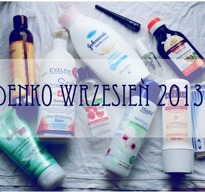 Denko | sierpień 2013