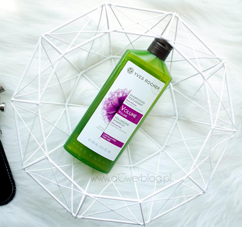 Yves Rocher Volume, szampon zwiększający objętość