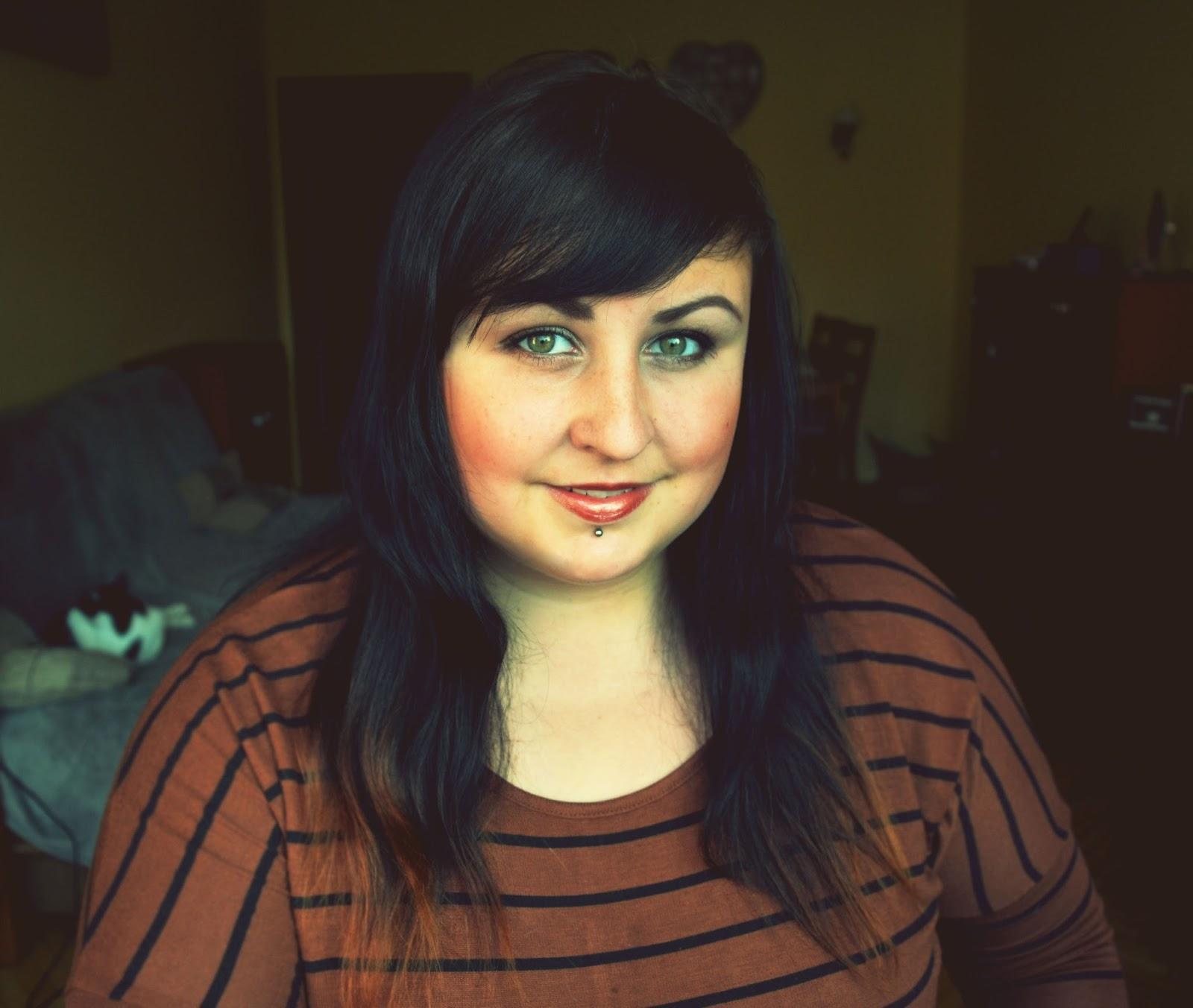 Jesienny makijaż dla rudowłosych