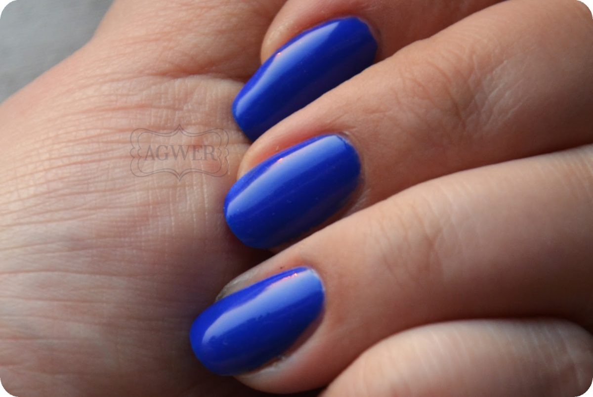 Barry M. Blue grape