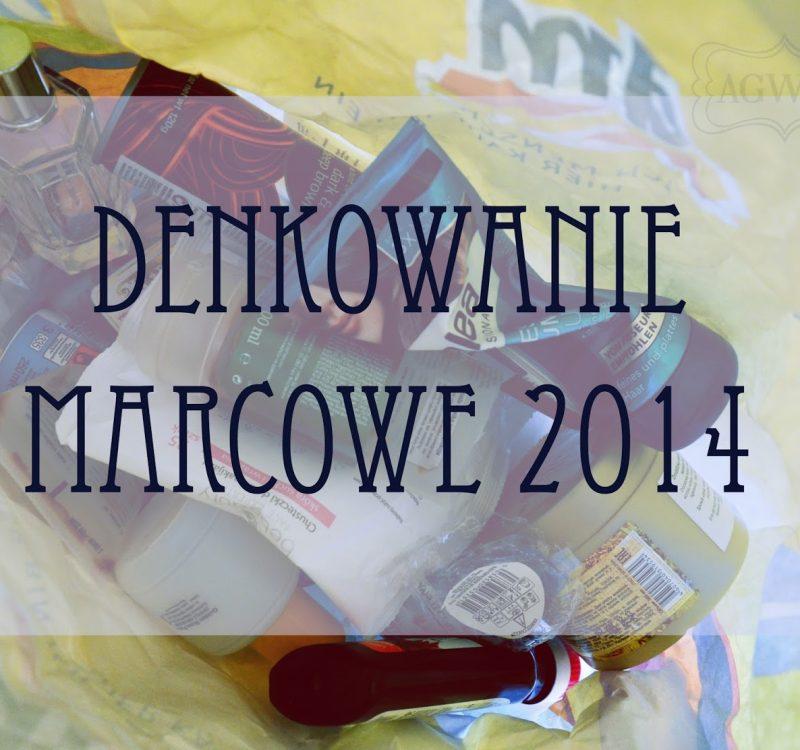 Denko marzec 2014