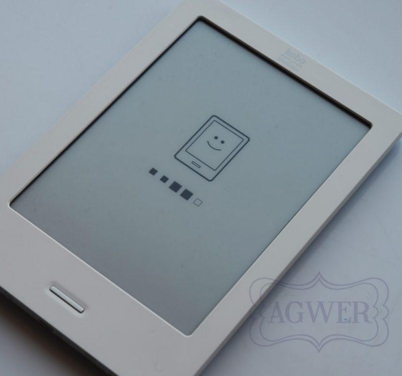 # Gadżetove love: Czynik e-booków KOBO touch