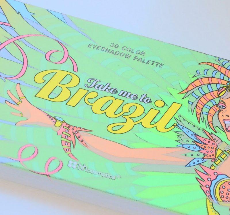 Take me to Brazil BH cosmetics – pierwsze wrażenia + swatche