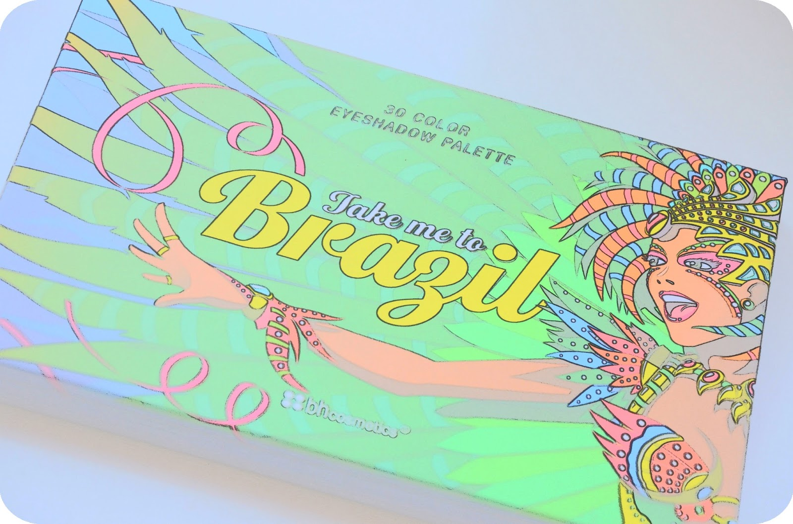 Take me to Brazil bhcosmetics – pierwsze wrażenia + swatche
