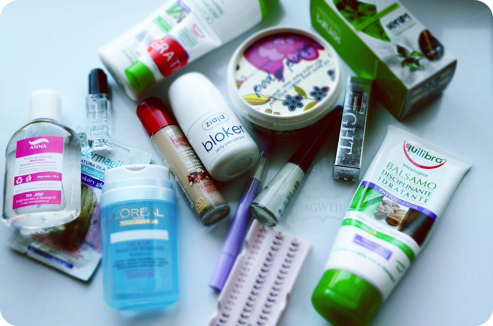 Kwietniowe nowości kosmetyczne :)