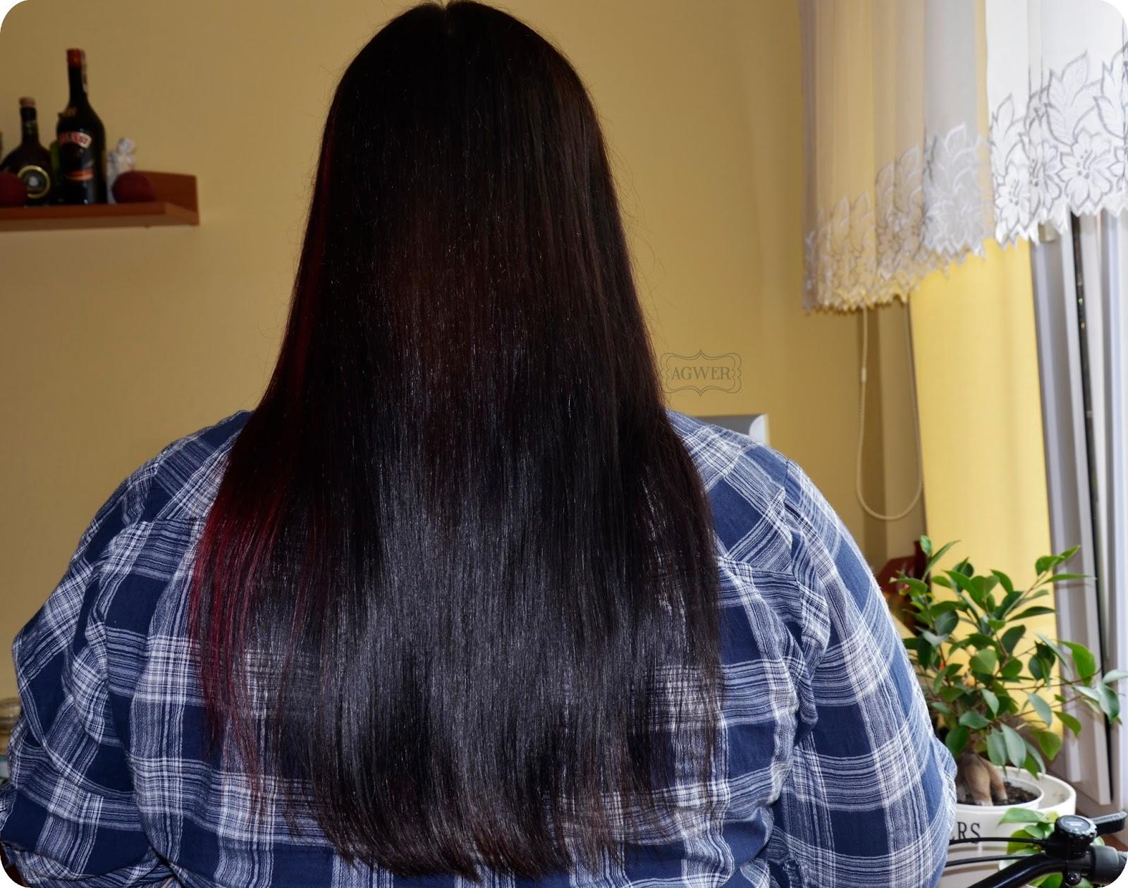 # Aktualizacja włosów czerwiec