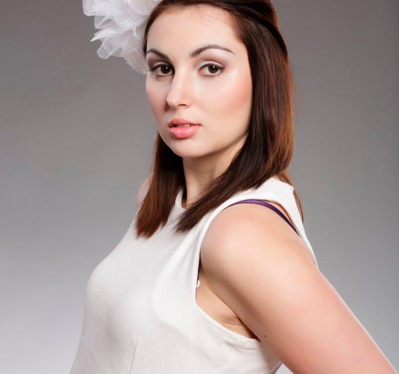 # Makijaż ślubny – sesja