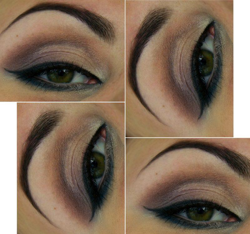 Makijaż cieniami Makeup Geek