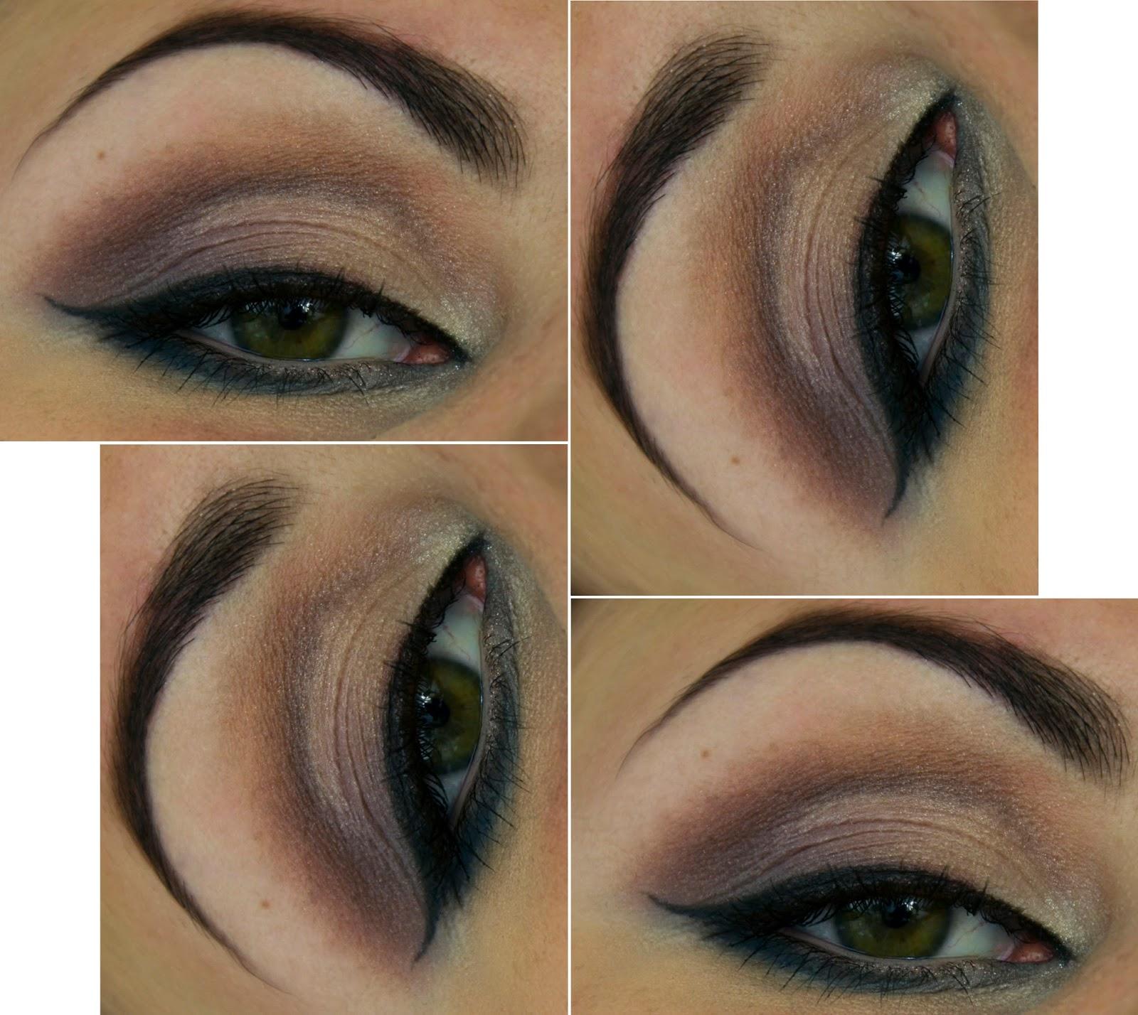 # Makijaż cieniami Make up Geek
