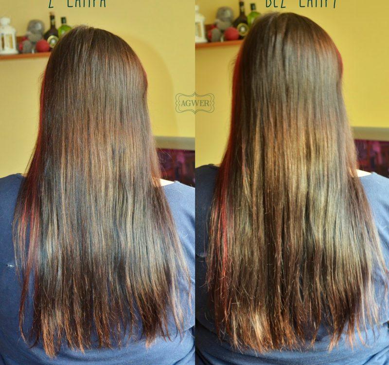 # Aktualizacja włosów sierpień