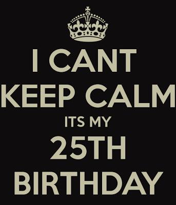# Urodzinowy zbiór przemyśleń