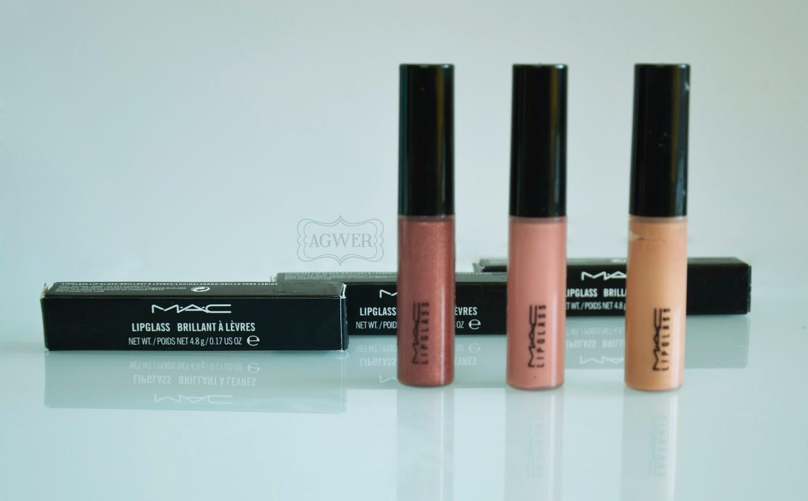 # Lipgloss Brillant by MAC