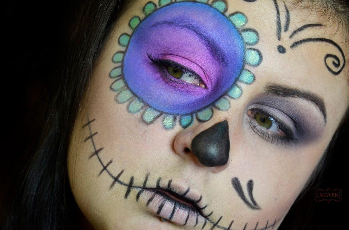 makijaz-na-halloween