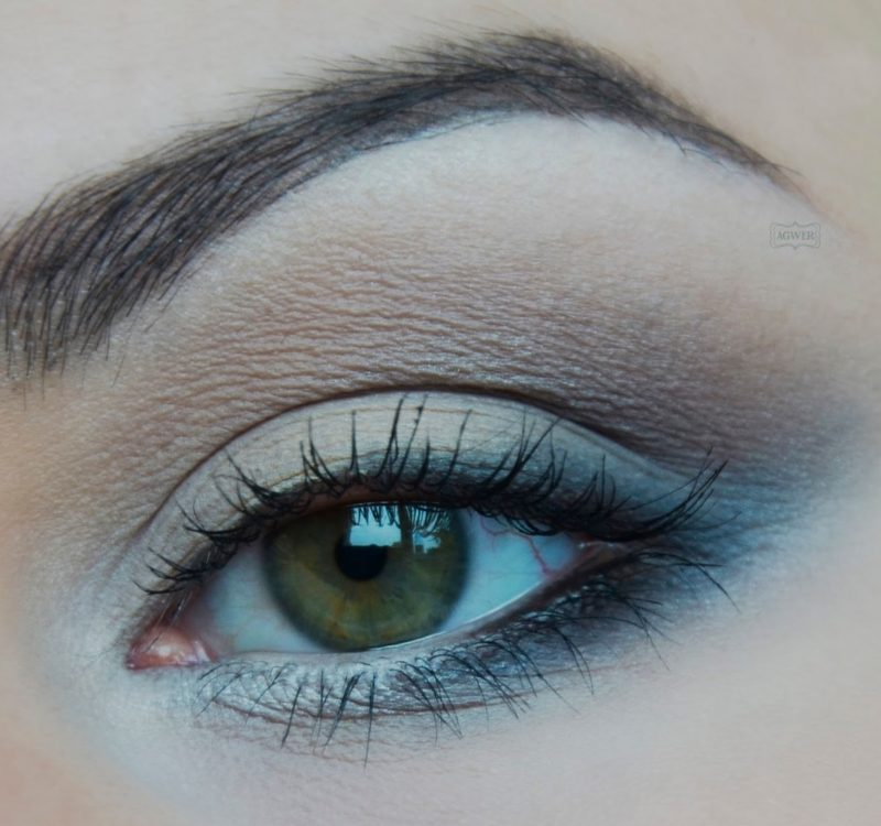 Makijaż paletką BH cosmetics San Francisco