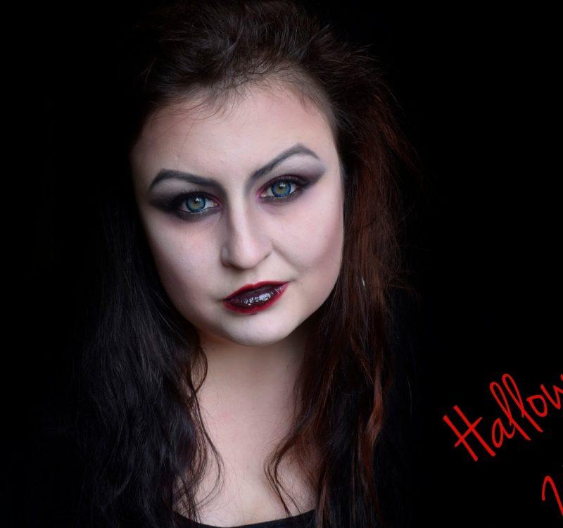 # Halloween make up: Wampir