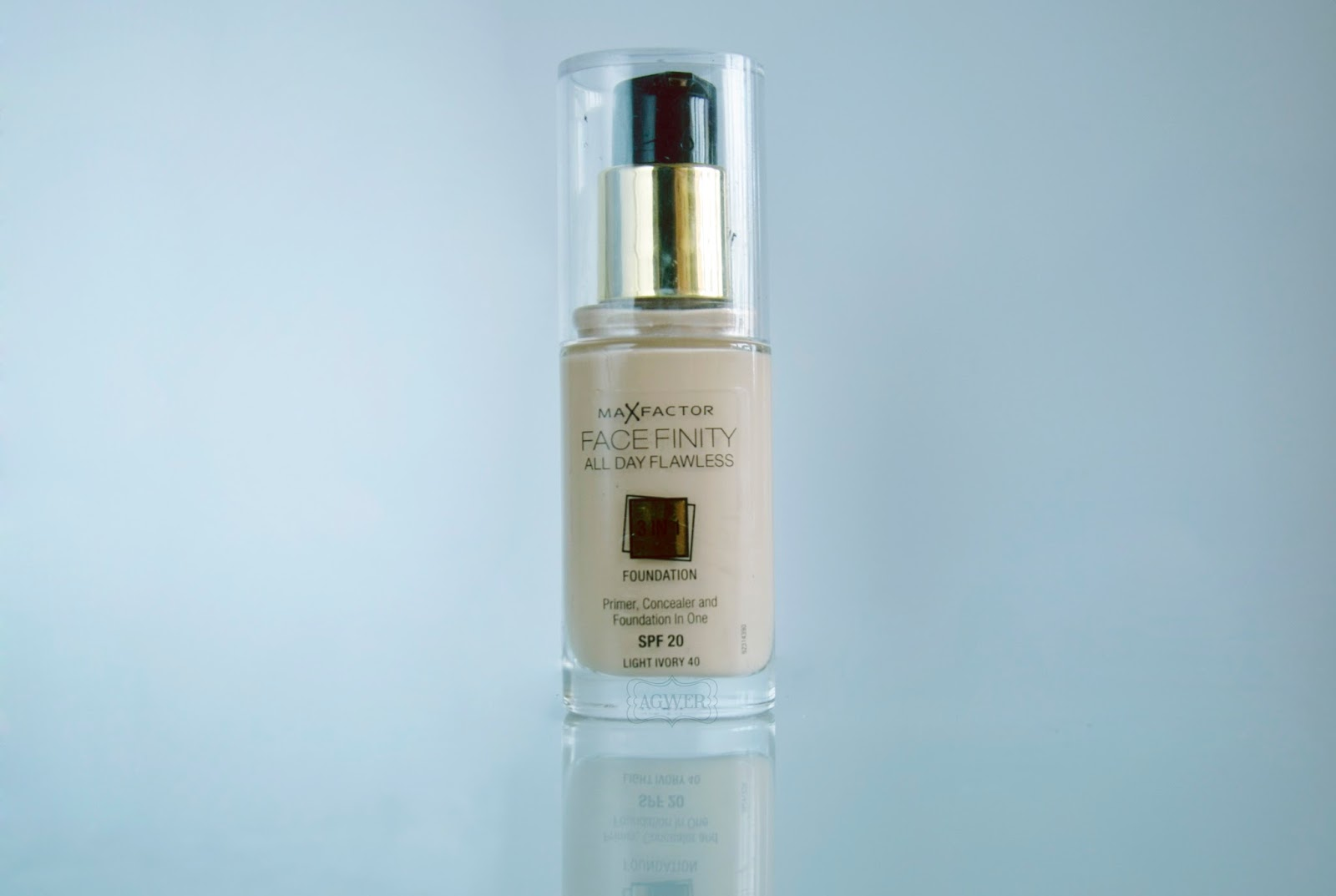 # Maxfactor Facefanity ALL DAY FLAWLESS 3 in1