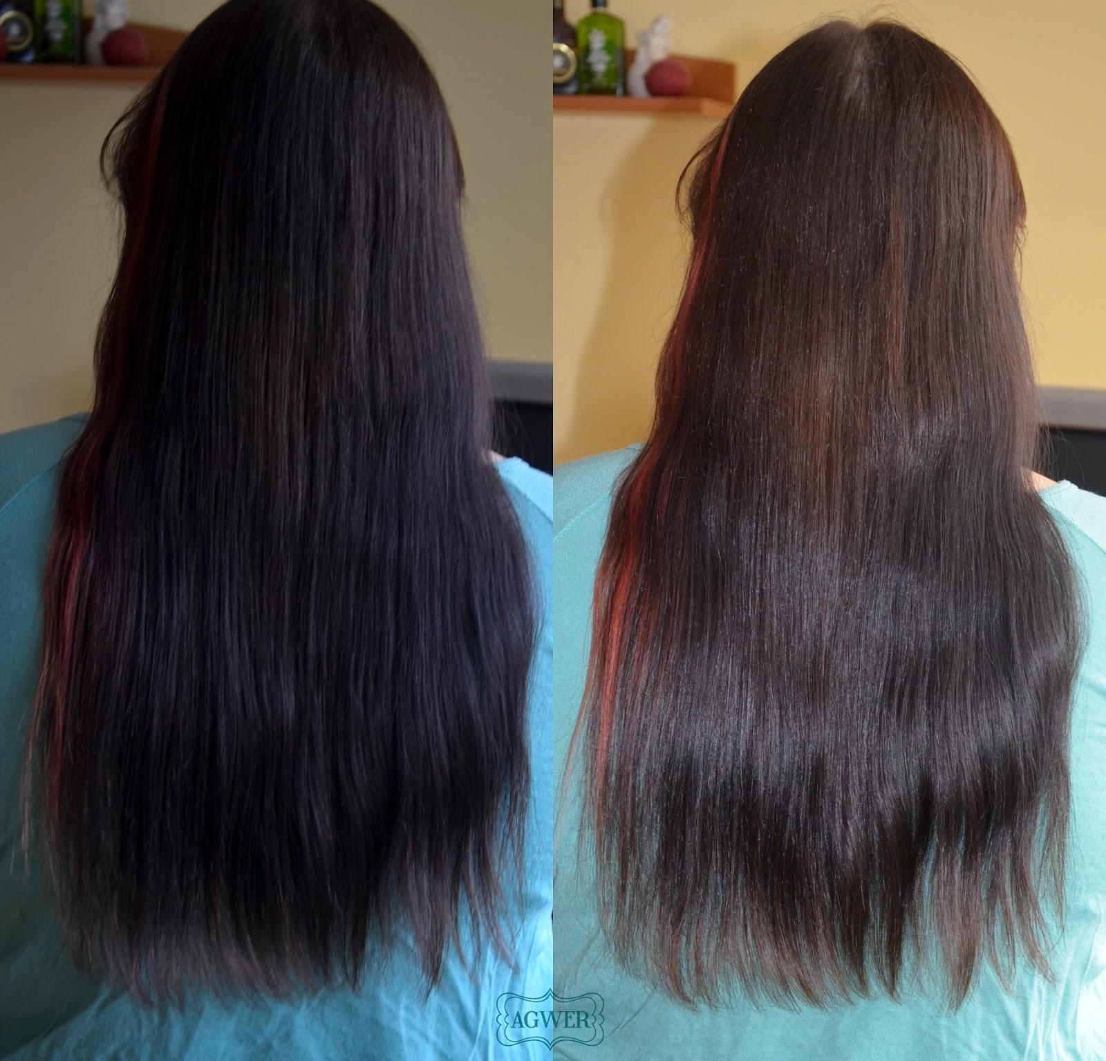 # Wrześniowa aktualizacja włosów