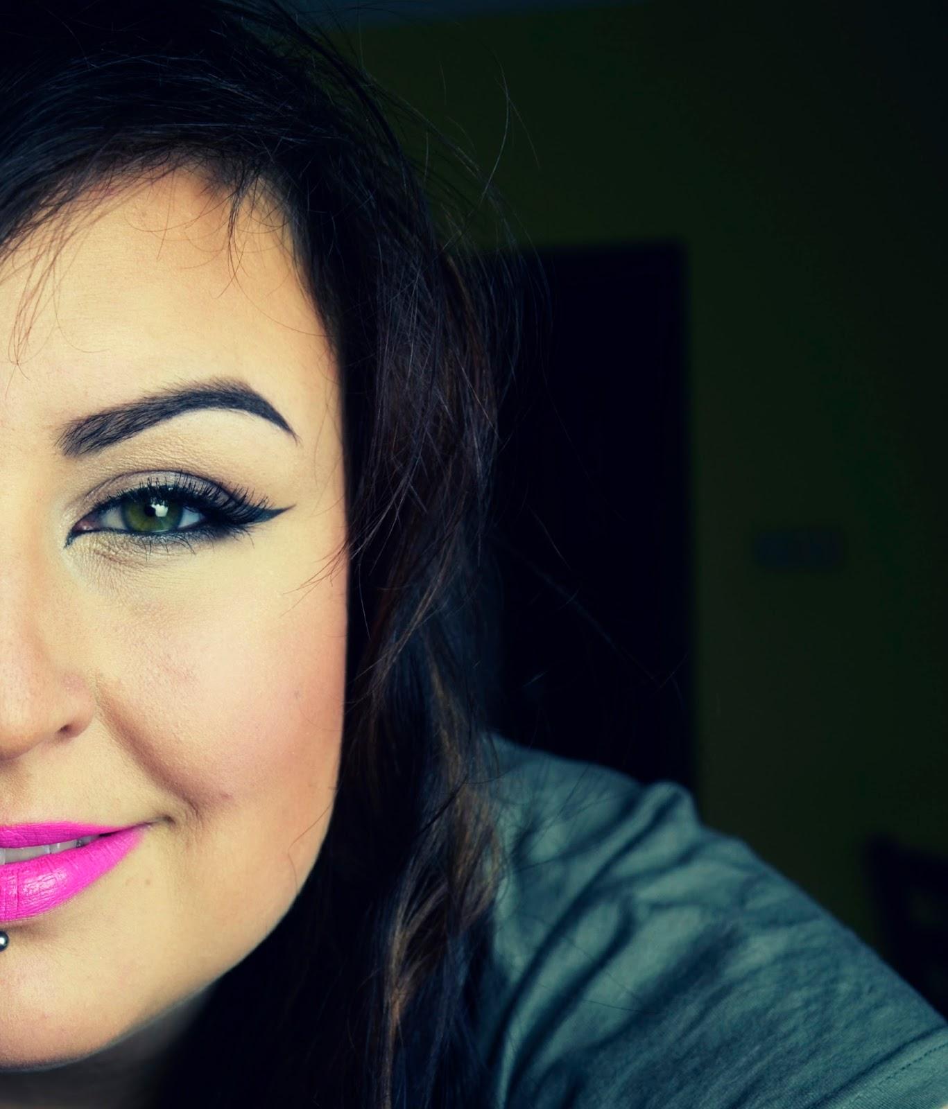 # Makijaż inspirowany Jaclyn Hill