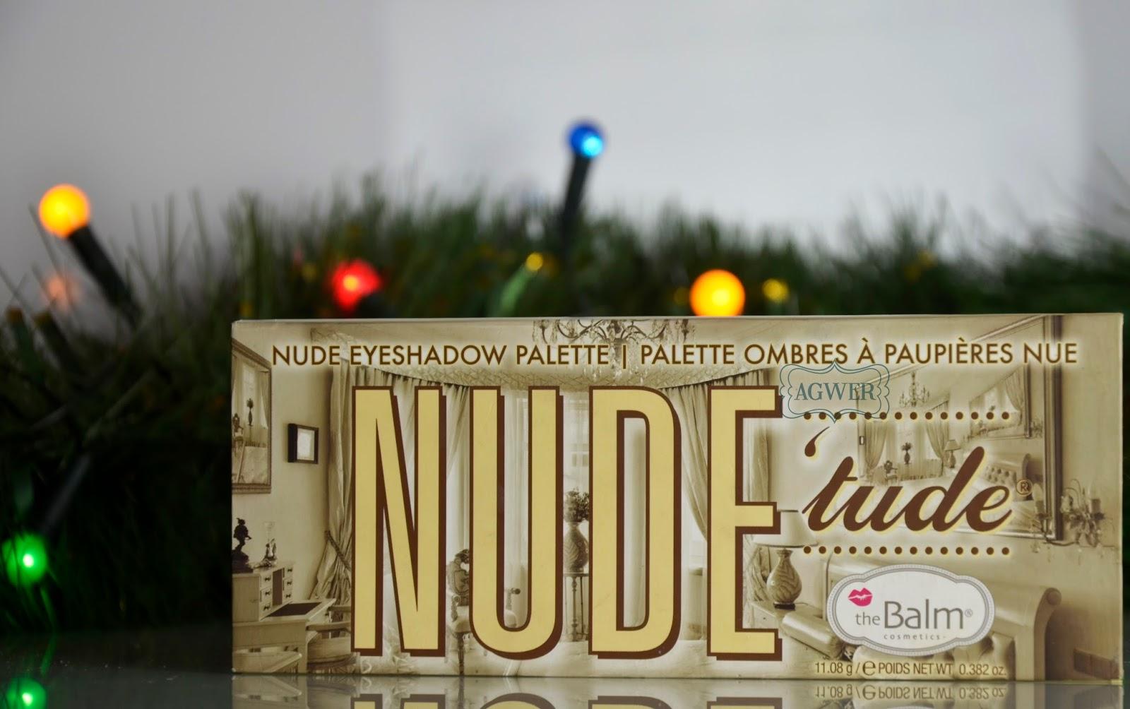 the Balm Nude Tude – recenzja