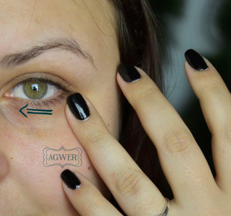 Jak prawidłowo aplikować krem pod oczy?