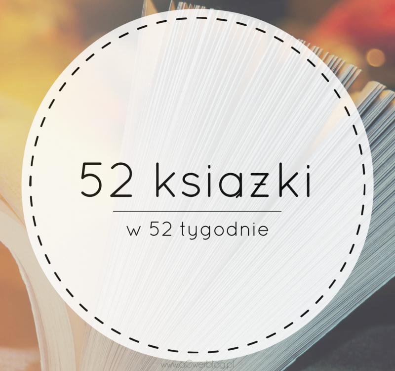 52 książki, które chcę przeczytać w 2015 roku