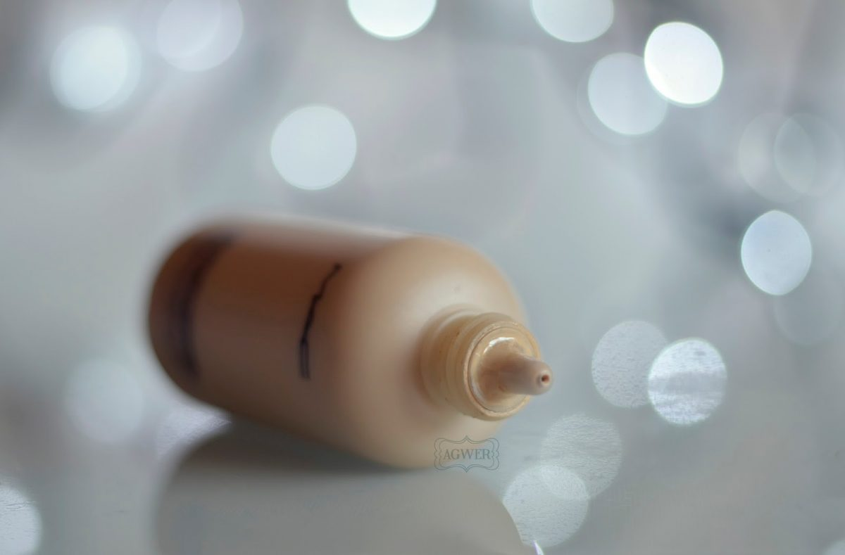 MAC face and body recenzja