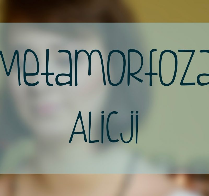 # Metamorfoza blogerki
