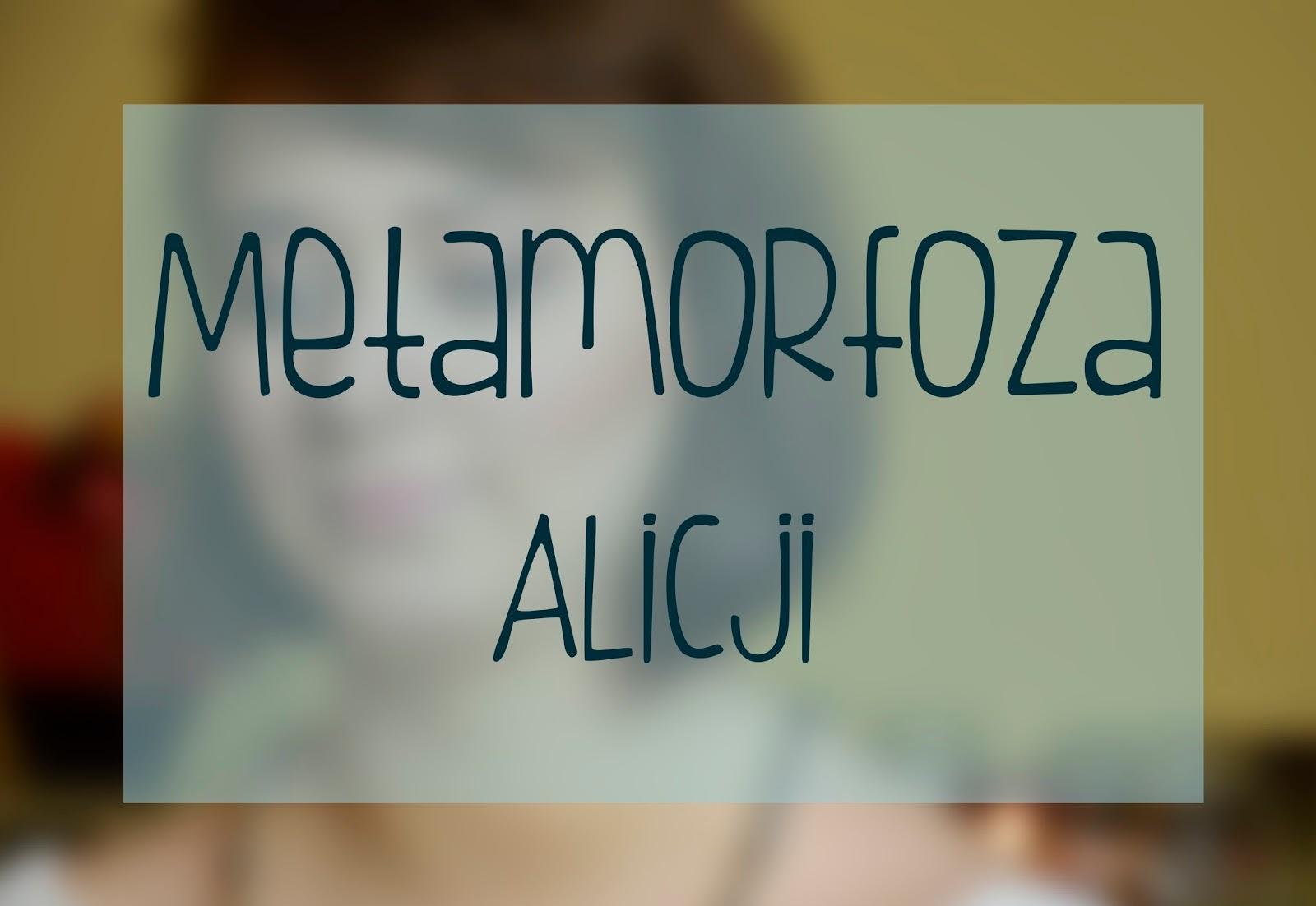 # Metamorfoza blogerki