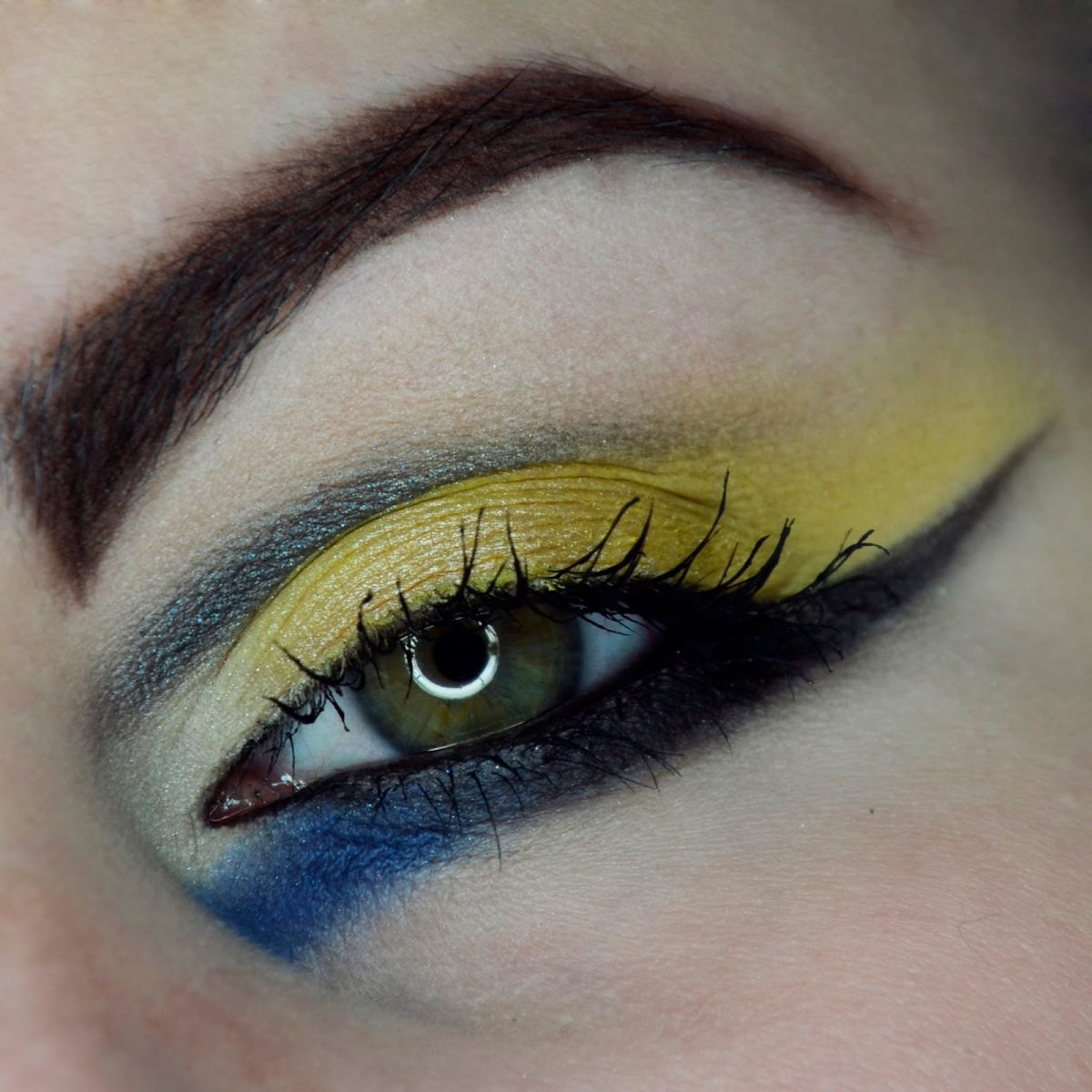 Makijaż inspirowany
