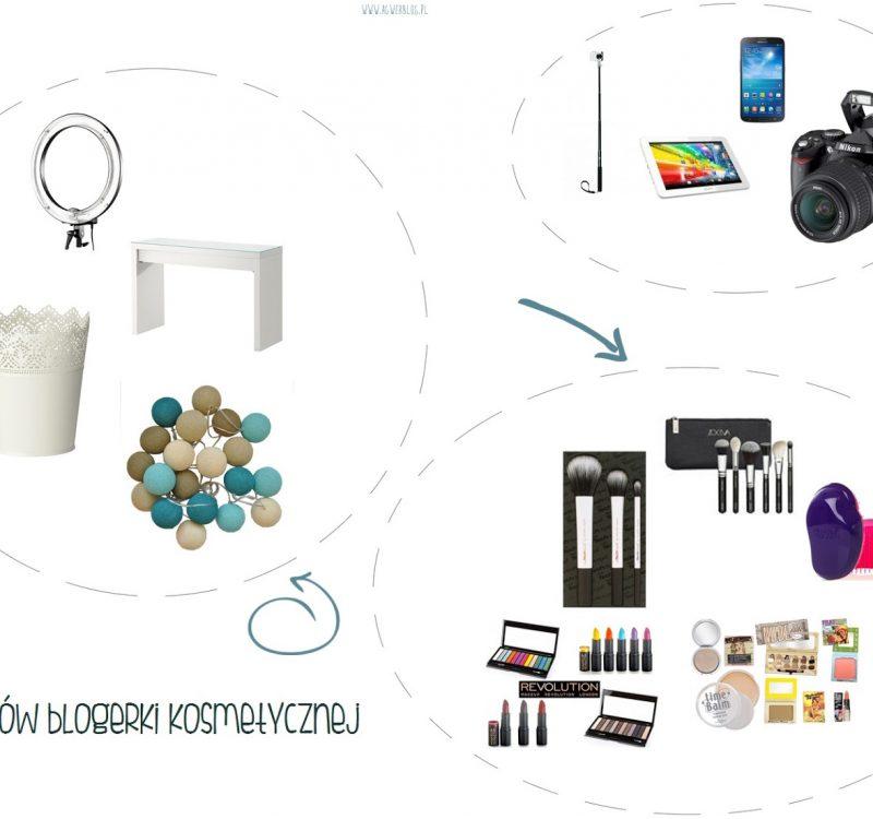 13 gadżetów, które musisz mieć jeżeli jesteś blogerką (kosmetyczną)