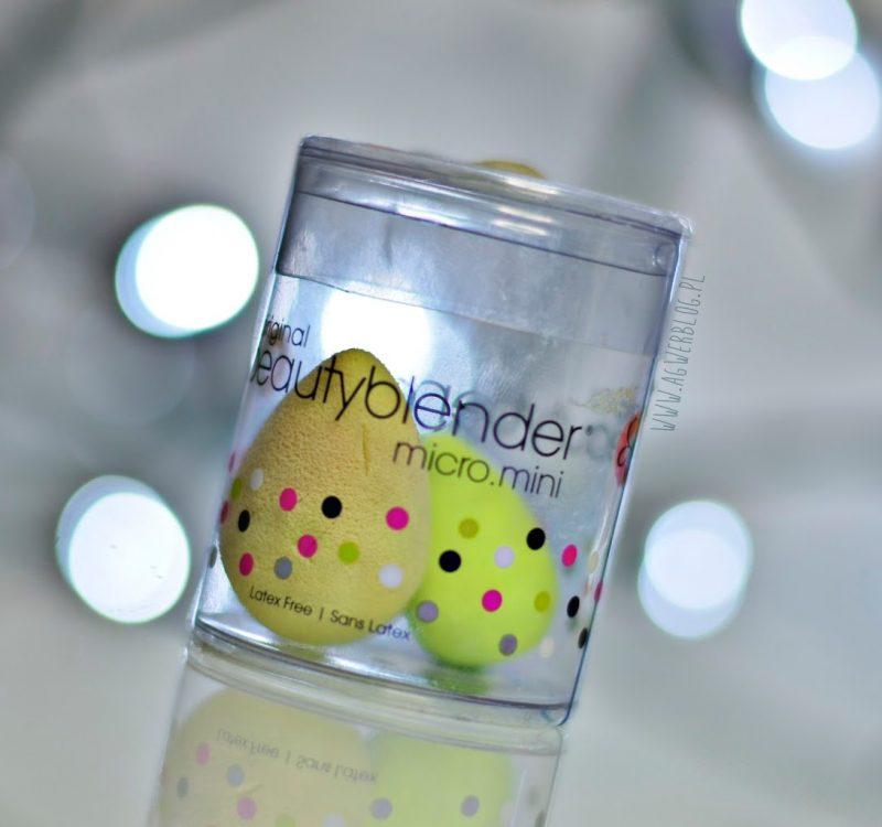 Beauty blender micro mini: HIT czy KIT?