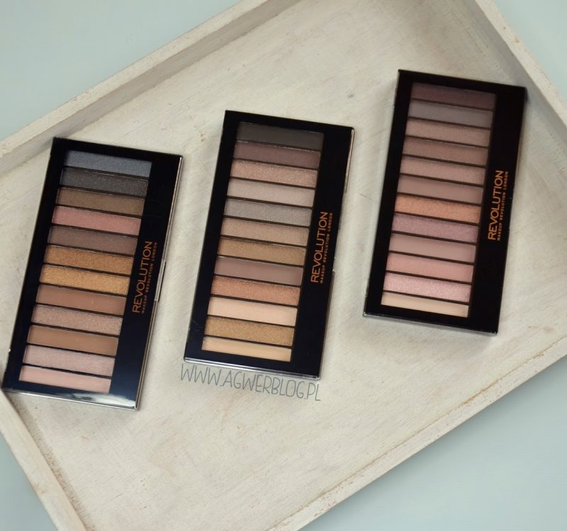 # Palety Iconic od Makeup Revolution: która najlepsza?