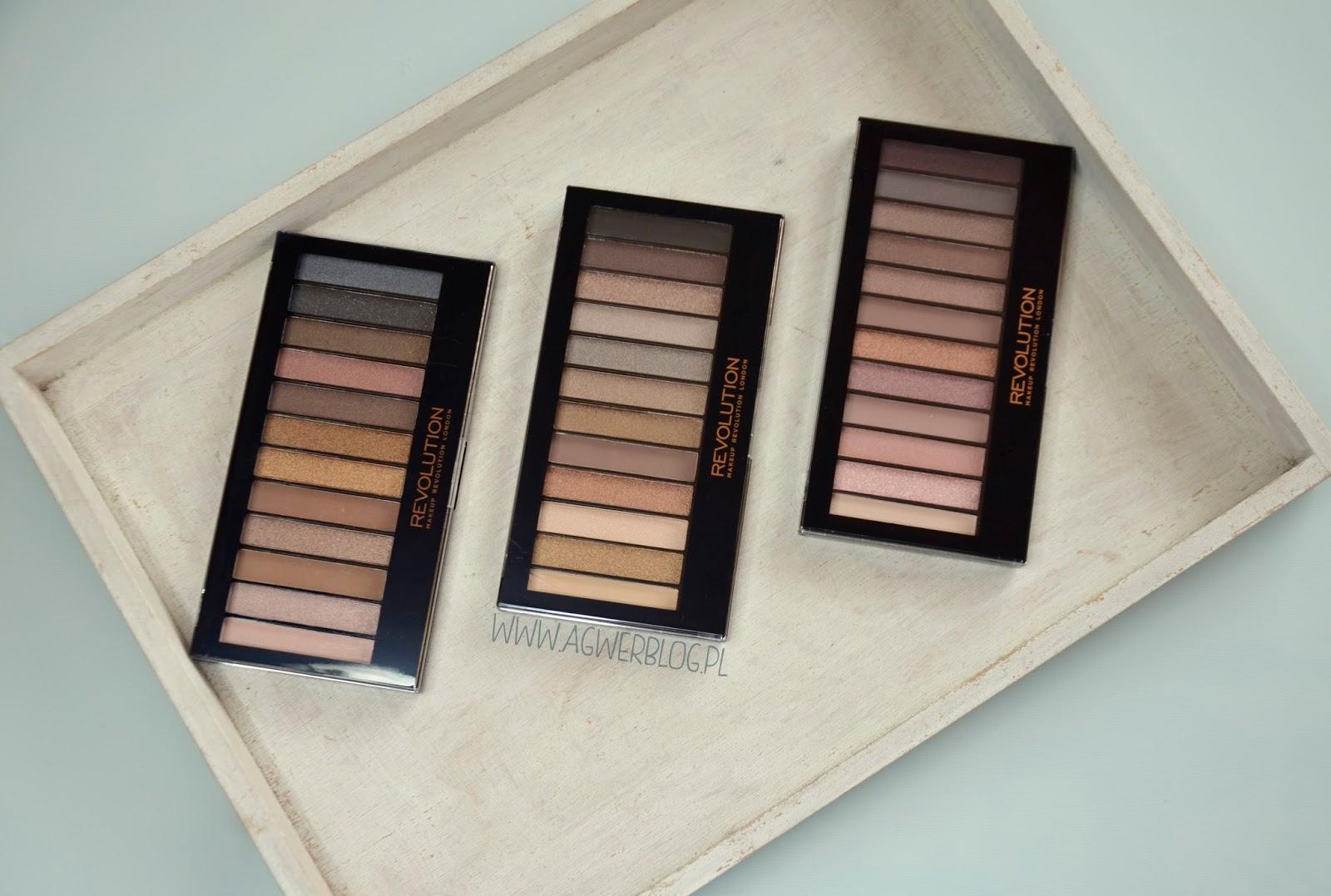 Palety Iconic od Makeup Revolution: która najlepsza?