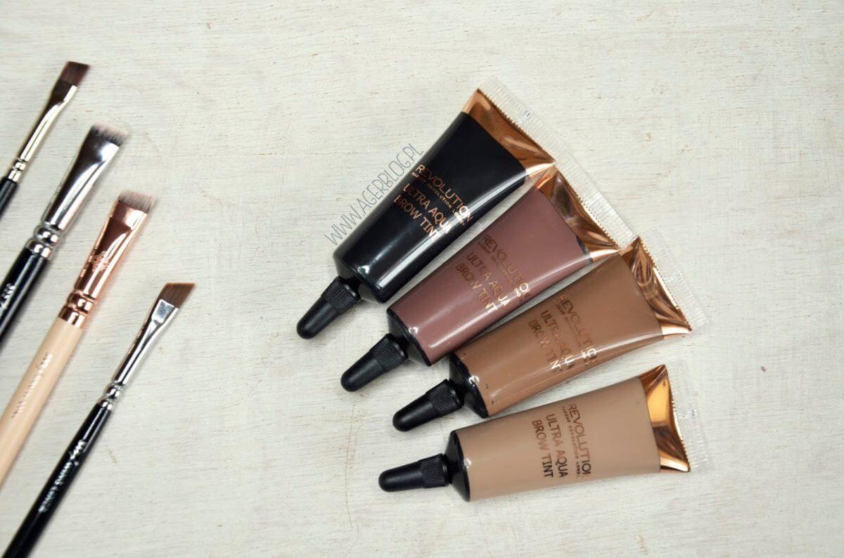 Farbka do brwi Makeup Revolution