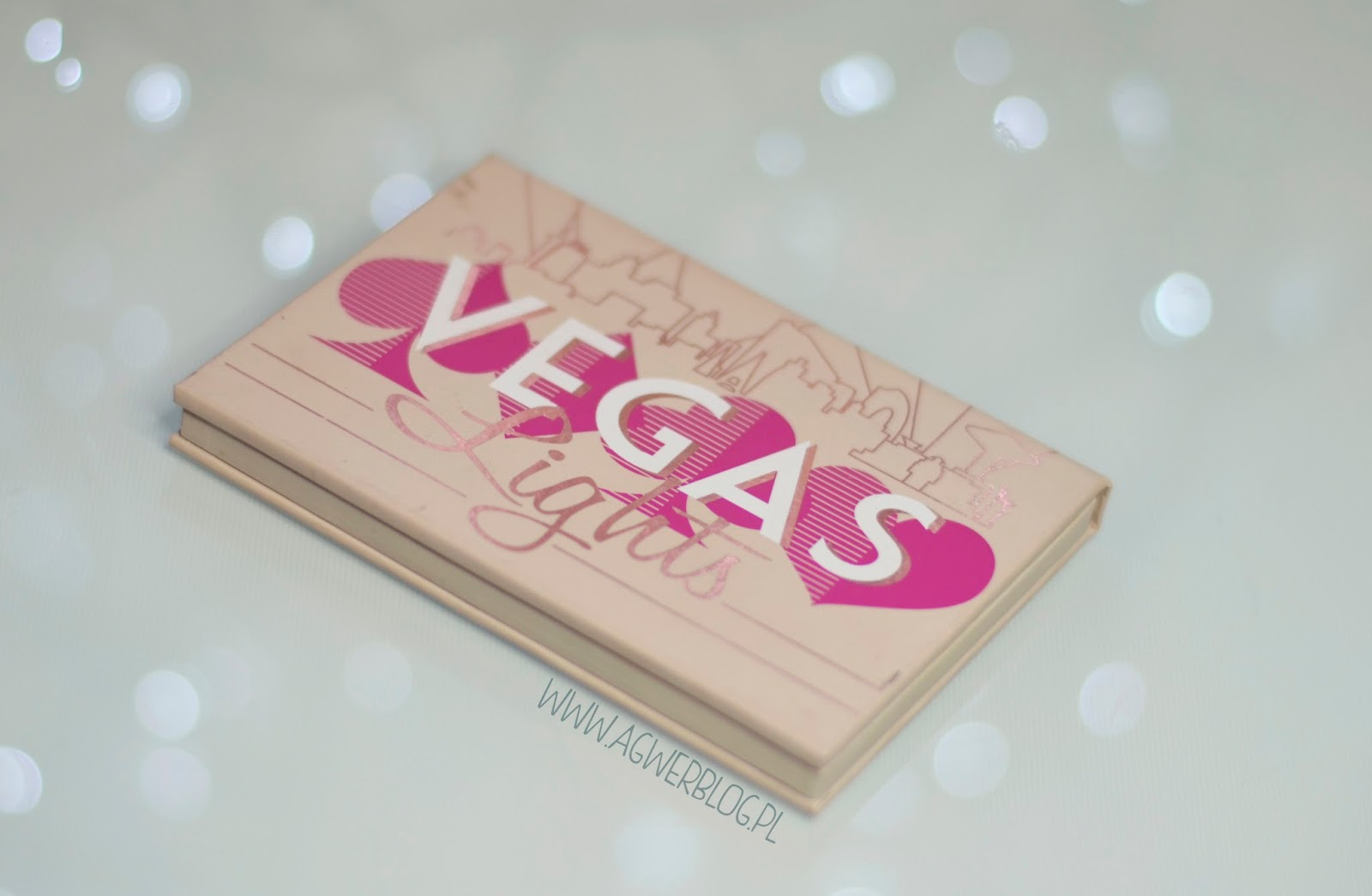 # Vegas Lights Makeup Geek