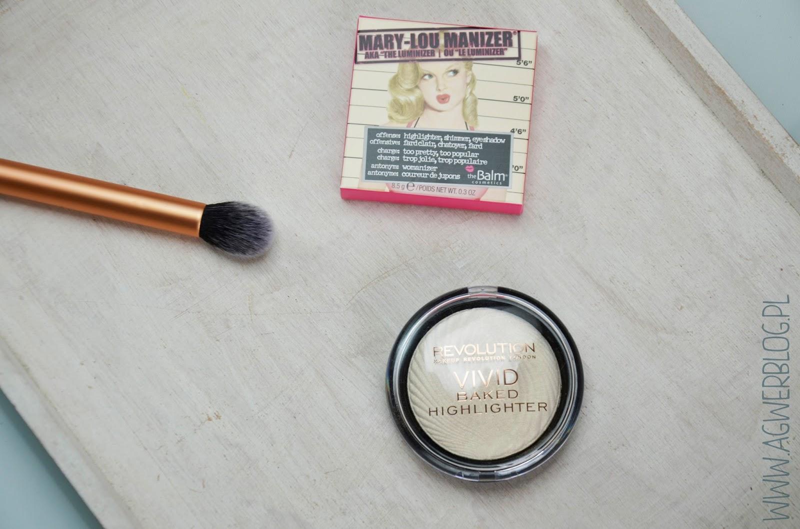 # Zamiennik Mary-Lou Manizer: Golden Lights Makeup Revolution