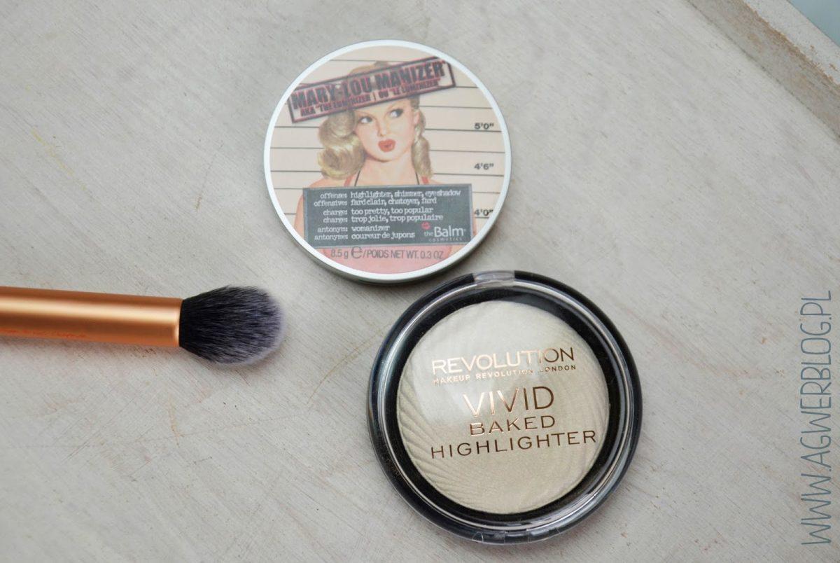 Golden Lights Makeup Revolution