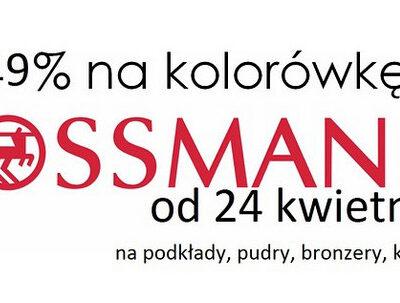# -49% na kolorówkę w Rossmannie od 24.04