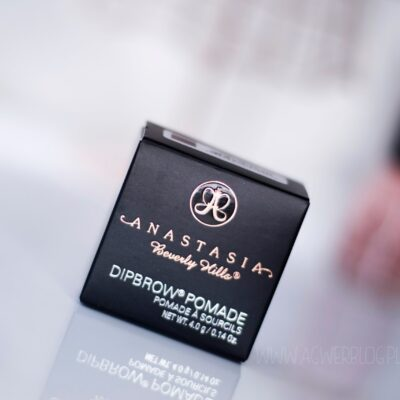Anastasia Beverly Hills Dipbrow pomade: dark brown