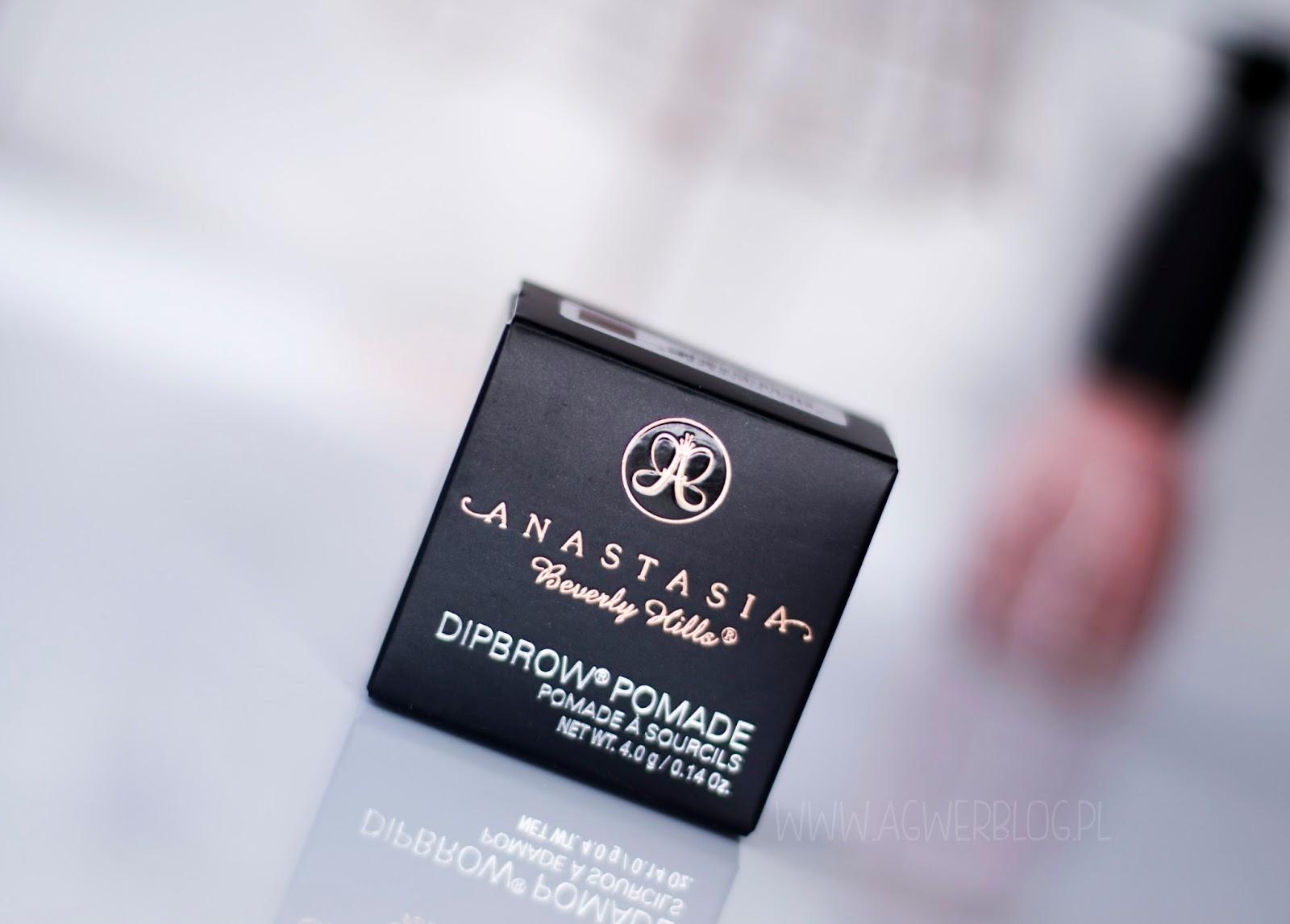 Anastasia Beverly Hills Dipbrow pomade: dark brown