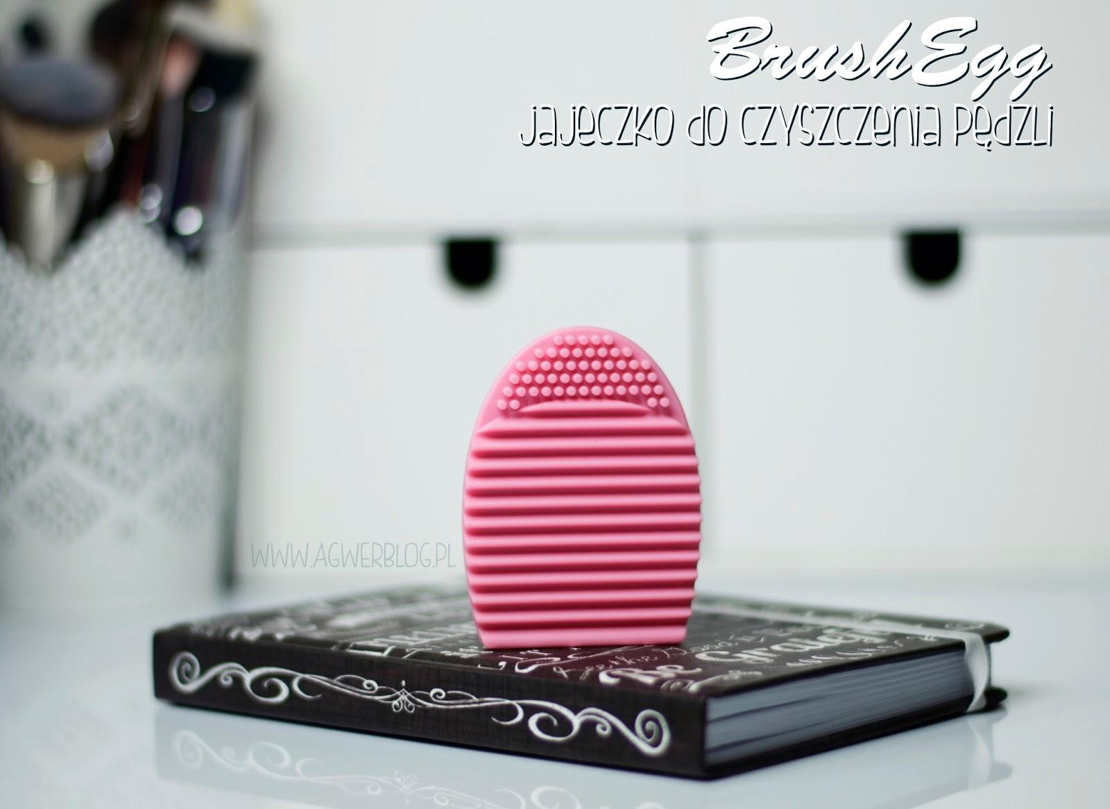 BrushEGG | jajeczko do czyszczenia pędzli