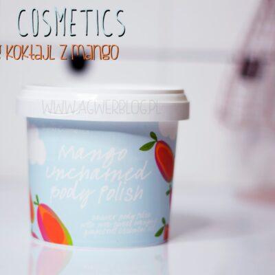 Bomb Cosmetics: peeling koktajl z mango