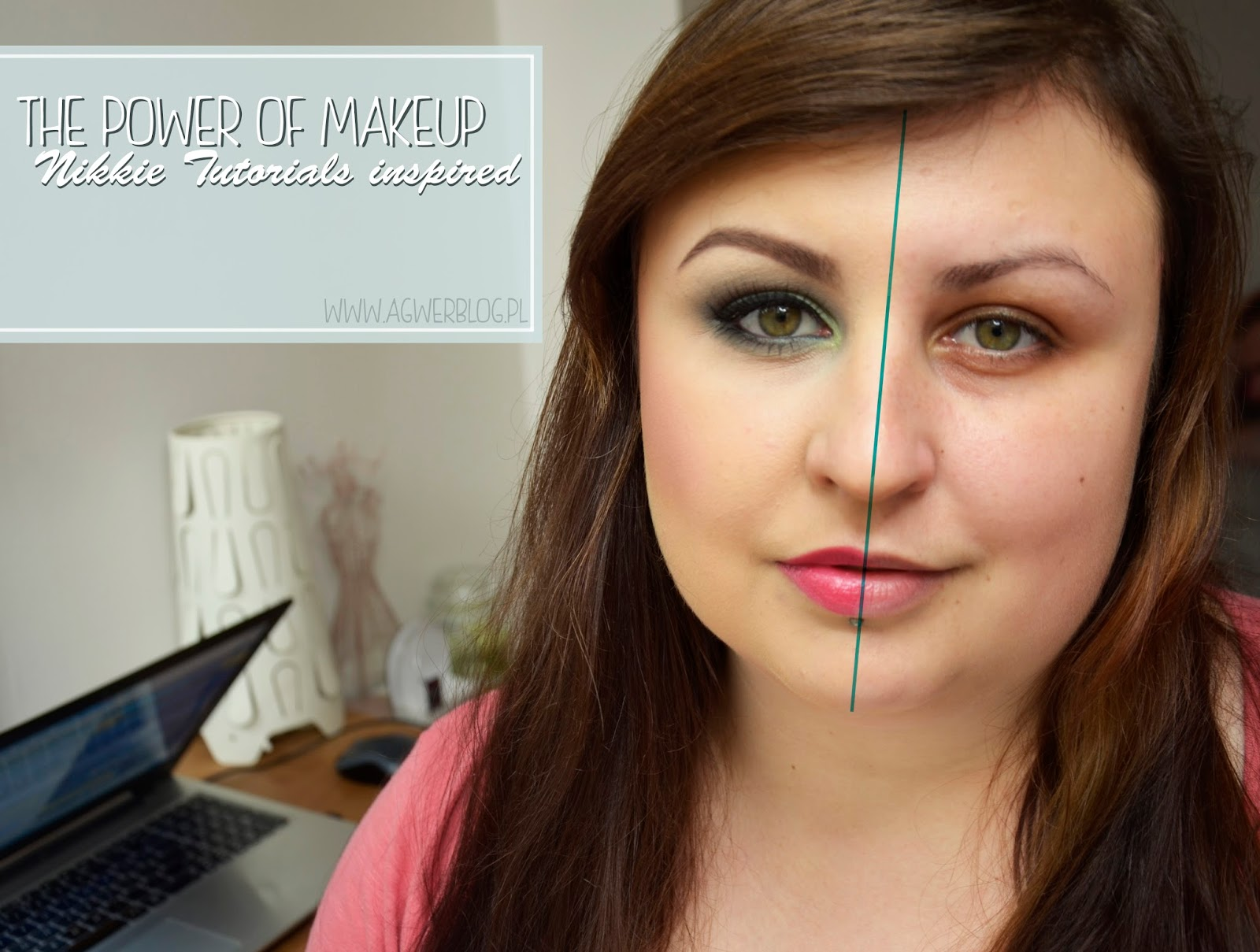 The Power of makeup: Nikkie Tutorials inspired