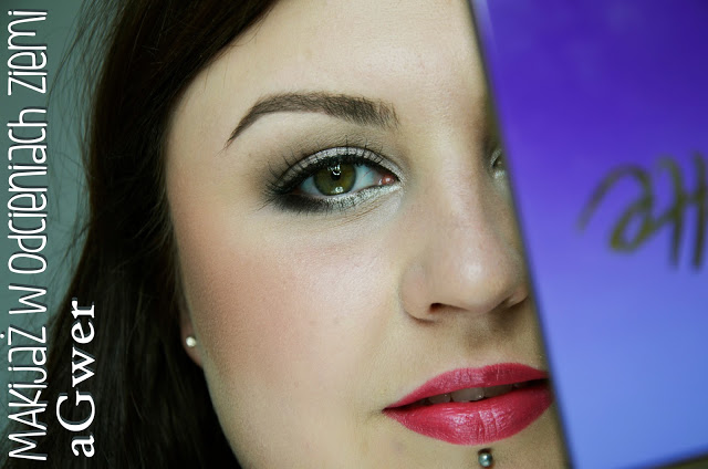 Makijaż w odcieniach ziemi | YouTube