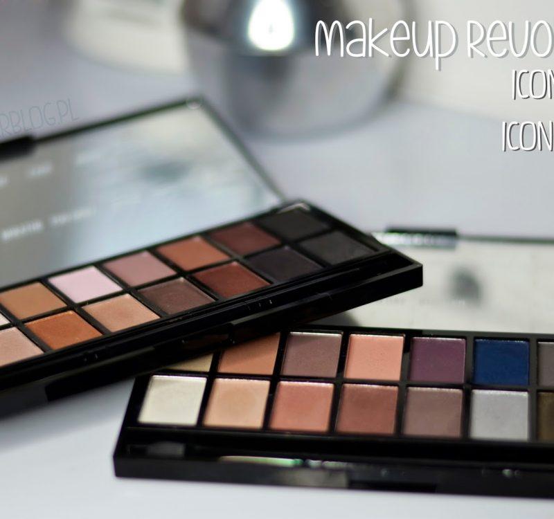 Makeup Revolution: Iconic Pro 1 i 2