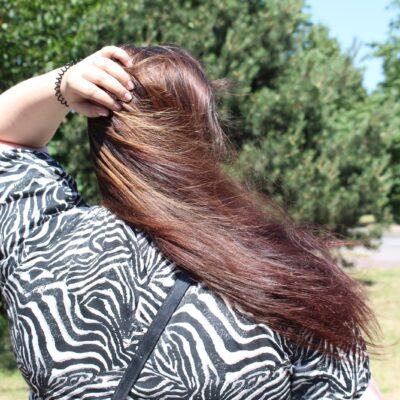 # Aktualizacja włosów lipiec | fryzjer po 7 latach + WYNIKI