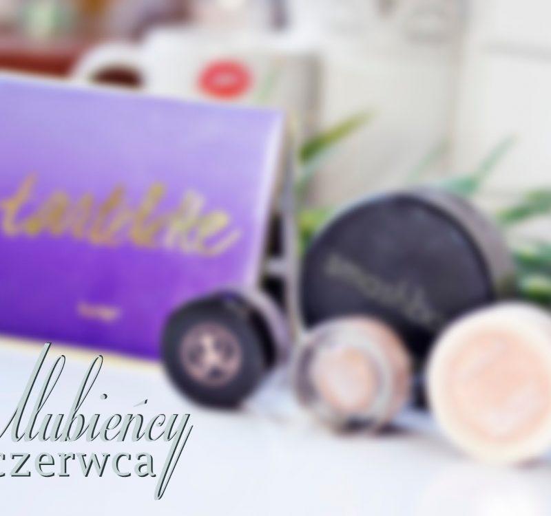 Ulubieńcy czerwca | Clarena, Tarte, Anastasia Beverly Hills