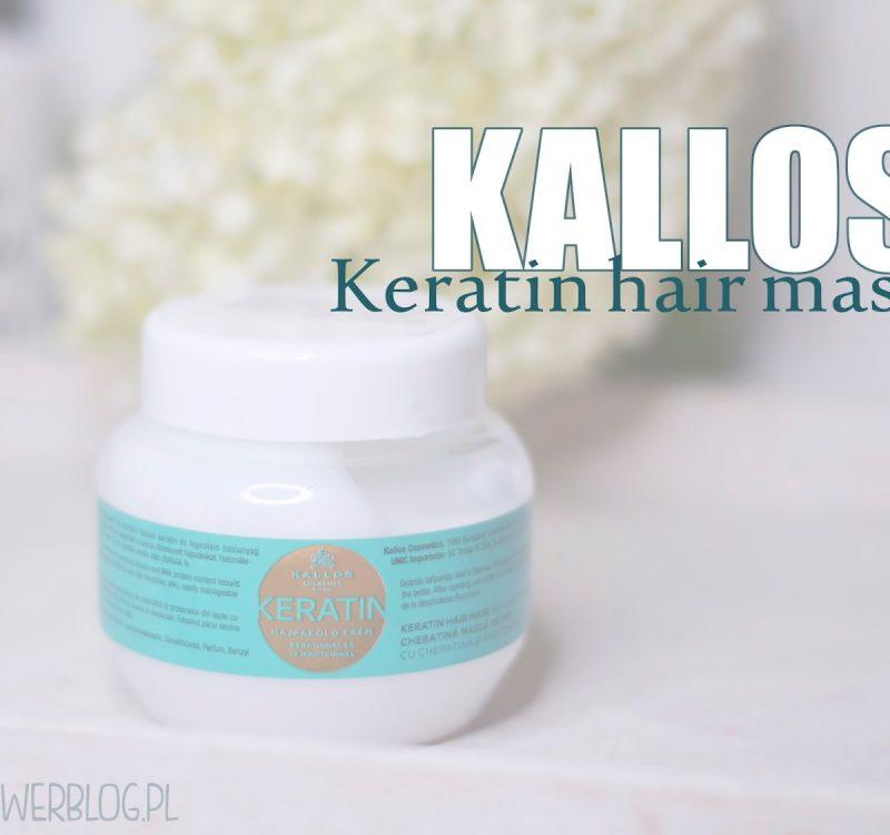 Piękne włosy w 30 minut – Kallos, keratin