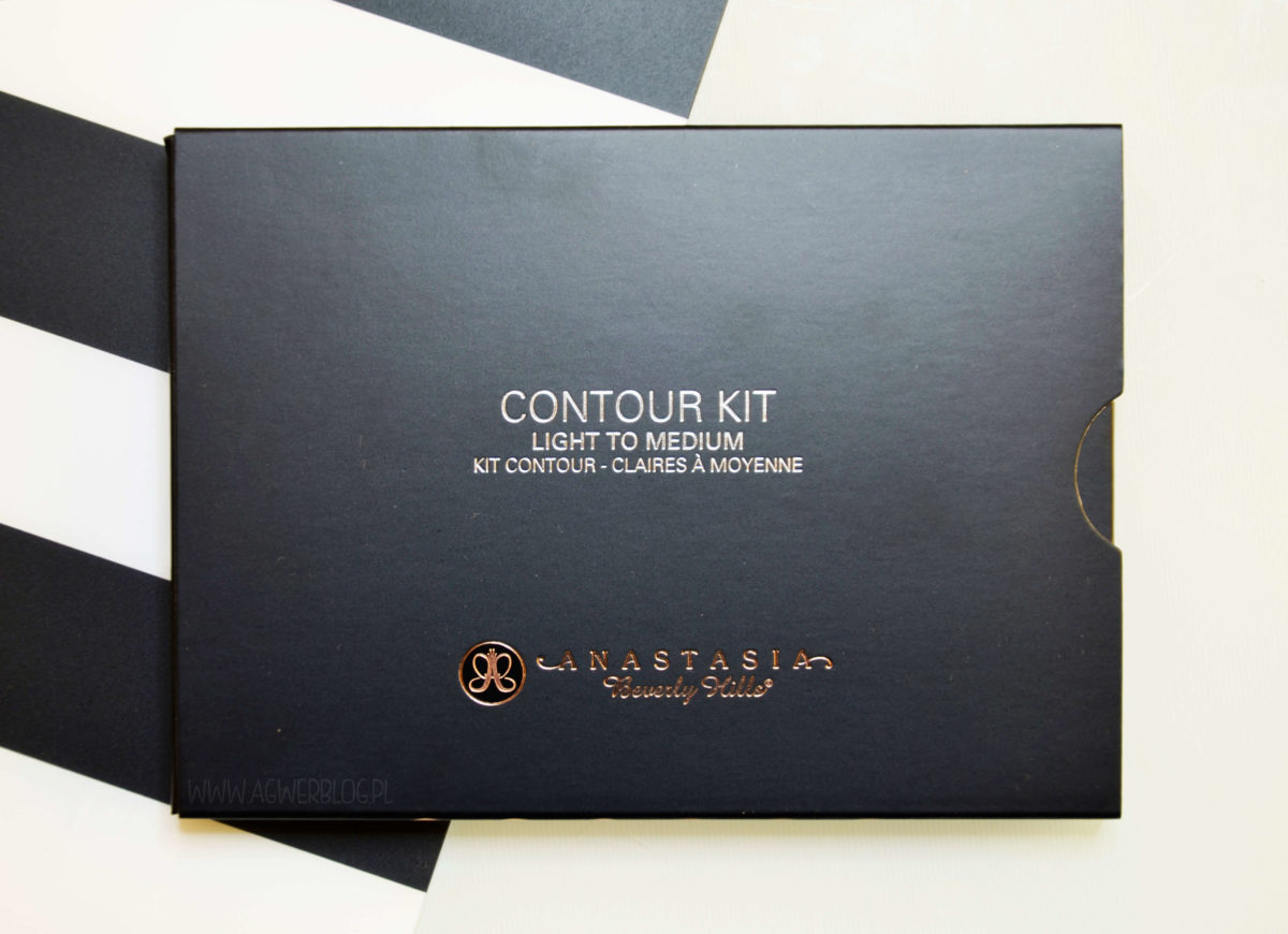 Anastasia Beverly Hills Contour kit opinie